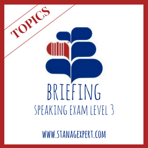 Briefing Topics