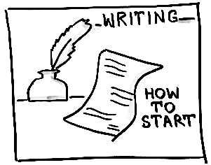 FORMAL WRITING – HOW TO START