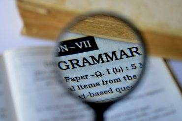 GRAMMAR FOR STANAG EXAMS