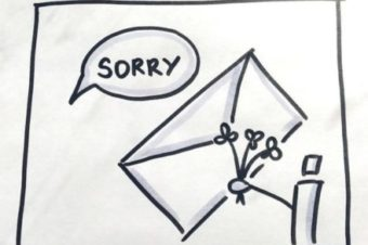 HOW TO WRITE A LETTER OF APOLOGY
