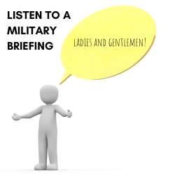 LISTEN TO A SAMPLE BRIEFING