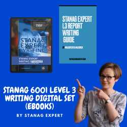 StanagExpert L3 WRITING DIGITAL SET (2 EBOOKS)