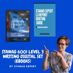 StanagExpert L3 Writing DIGITAL SET (ebooks)