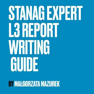 StanagExpert L3 Report Writing Guide + WORKSHEETS (EBOOK)