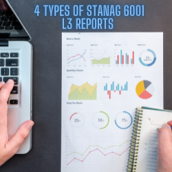 HOW TO RECOGNISE AND START 4 TYPES of STANAG 6001 REPORTS